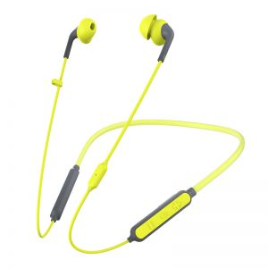 233621 Wave Plus Noise Reduction Neckband Wireless Bluetooth Earbuds Stereo Sports Earphones