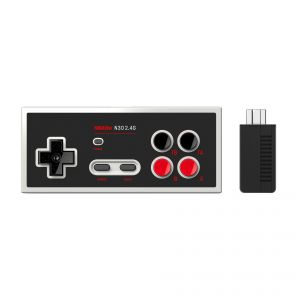8BitDo N30 2.4G Wireless Gamepad Game Controller for NES Classic Edition