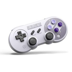 8Bitdo SN30Pro Bluetooth Controller for Nintendo Switch MacOS Android and Windows