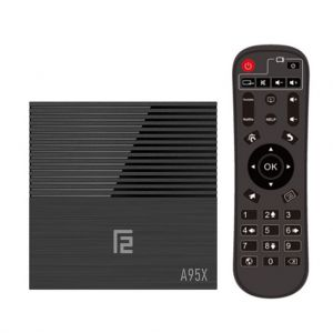 A95X F2 Android 9.0 TV Box 4G+32G