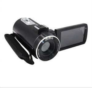 Amkov 4K Camcorder 30MP Digital Video Camera with 3.0-inch IPS Touch Screen