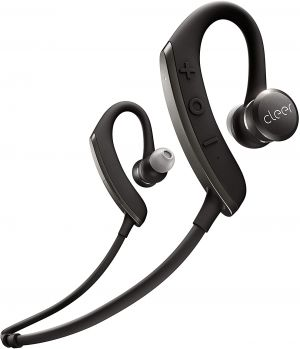Cleer Edge Pulse In-Ear Wireless Bluetooth Earphones with Heart Rate Monitor