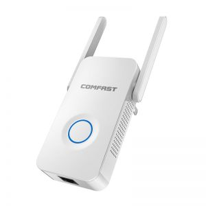 COMFAST WR752AC 1200Mbps Wireless WiFi Repeater 2.4G&5G Dual Band AP Router Signal Extender