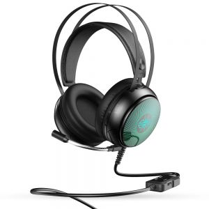 DACOM GH08 3.5mm + USB Wired Gaming Headset with LED Light
