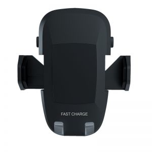 F100 Qi Wireless Car Charger Fast Charging Car Mount for iPhone Samsung Huawei