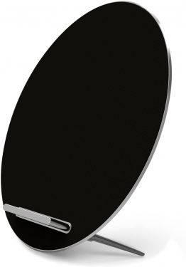 Funxim W8 Fast Wireless Charger Bluetooth Stereo Speaker for iPhone 8/8 Plus/X/ Samsung Galaxy S8/ S8+/ S7/ S7 Edge/ S6 Edge/ Plus