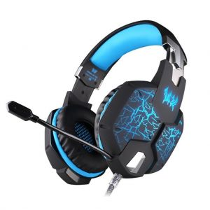 Kotion Each G1100 Over Ear Headphones with Mic RGB LED