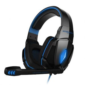 KOTION Each G4000 USB Gaming Headset Bass Stereo Headphones with Mic