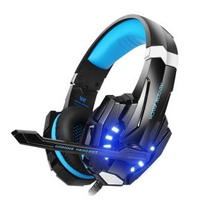 Kotion Each G9000 Gaming Headset 3.5mm Stereo Jack with Mic LED Light
