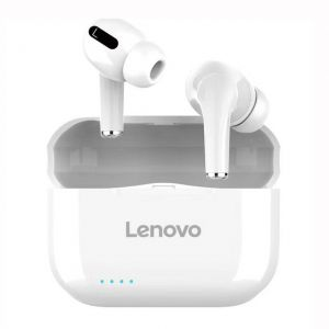 Lenovo LP1S TWS Wireless Bluetooth V5.0 Earbuds with Mic 250mAh Charging Case