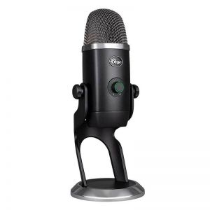 Logitech Blue Yeti X Professional Condenser USB Microphone for Gaming Streaming Podcasting