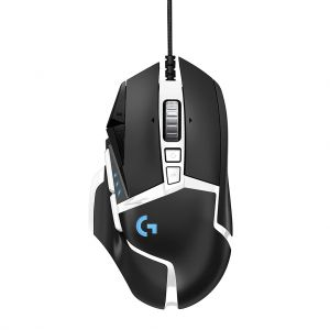 Logitech G502 SE HERO USB Wired Optical Gaming Mouse with RGB Lighting
