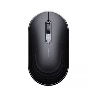 MIIIW Lifting Deformation Wireless Silent Mouse Height Adjustable Bluetooth V4.2 + 2.4G
