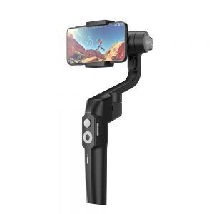 Moza Mini-S Foldable Handheld 3-Axis Smartphone Gimbal Stabilizer Object Tracking Follow Focus Zoom Time-lapse