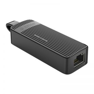 ORICO UTK-U3 USB to Ethernet Adapter1Gbps USB3.0 to RJ45 LAN Wired Adapter