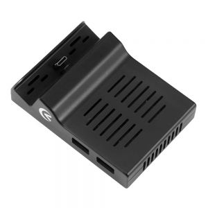 Portable HDMI TV Dock Base Cooling Heat Dissipation for Nintend Switch