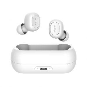 QCY T1 TWS Bluetooth V5.0 Earbuds with Charging Case