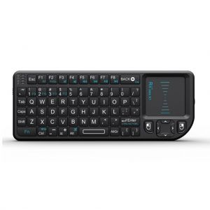 Rii X1 Wireless 2.4GHz Keyboard With Mouse Touchpad + LED Backlit