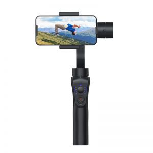 S5B 3-Axis Handheld Gimbal Stabilizer with Focus Pull & Zoom