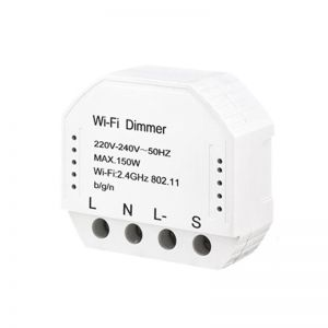 Smart WiFi Dimmer Switch Module Works with Alexa Google Home
