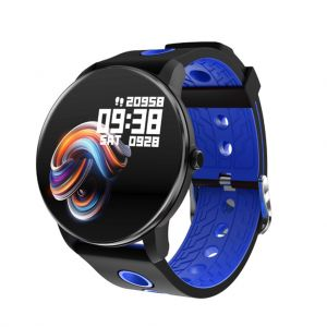 T6 Smart Wristband Watch Bracelet Fitness Tracker Heart Rate Blood Pressure Monitor Full Touch Screen