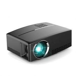VIVIBRIGHT GP80UP Android 6.0 Projector 1800 ANSI Lumens - 1G+8G