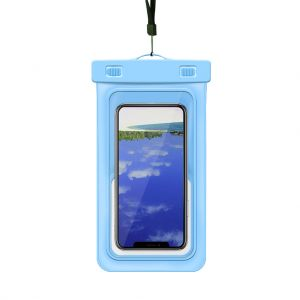 Waterproof Phone Bag Floating Case for 6-inch Cellphones iPhone Huawei Xiaomi