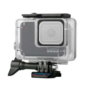 Waterproof Protection Case for GoPro Hero 7 Silver/White