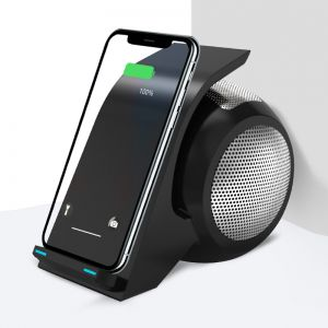 WN1 Wireless Bluetooth Speaker Charger 2 in 1