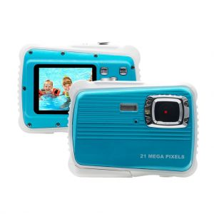 WTDC-8266 Kids Waterproof Camera with 2.0-inch TFT Display