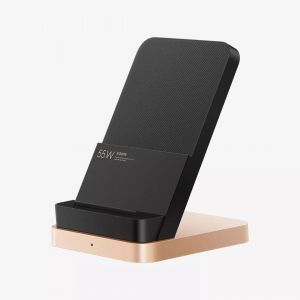 Xiaomi 55W Wireless Charger Vertical Air-cooled Charging Stand