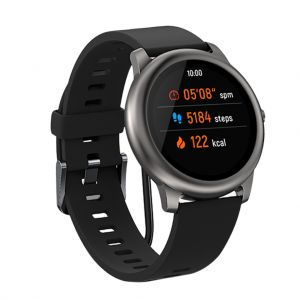 Xiaomi Haylou Solar LS05 Smart Watch Sports Tracker Heart Rate Monitor - Global Version