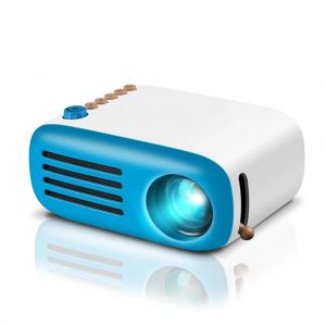 YG200 Home LED Portable 1080P Projector for Kids